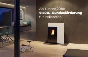 Rika Pelletofen Förderung 2019